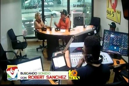 Llega A La Cabina De Buscando Sonido La Berny Y Wendy Vargas Con Los Chapiadores Del Medio