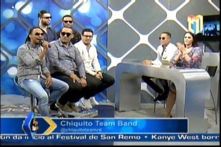 Entrevista A Chiquito Team Band Hablando Sobre Su Nominación En Los Premios Billboard 2017
