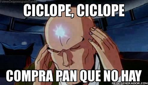 ciclope-ciclope-compra-pan-que-no-hay-xmen-profesor-xavier