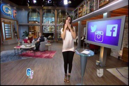 Clarissa Molina Nos Trae Lo Que Se Mueve En Las Redes De Los Más Famosos