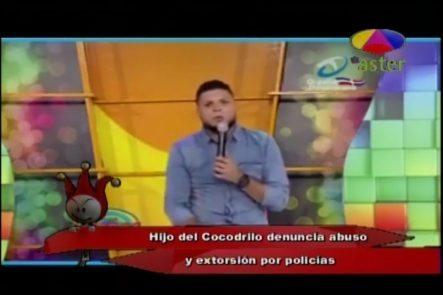 Hijo De Nelsón Javier Denuncia Abuso Y Extorsión Por Parte De La Policía