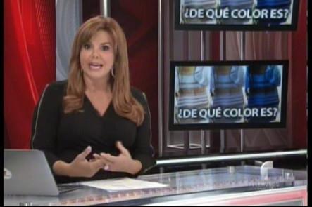 'Al Rojo Vivo' Se Une A La Discusión Del Color Del Famoso Vestido #Video