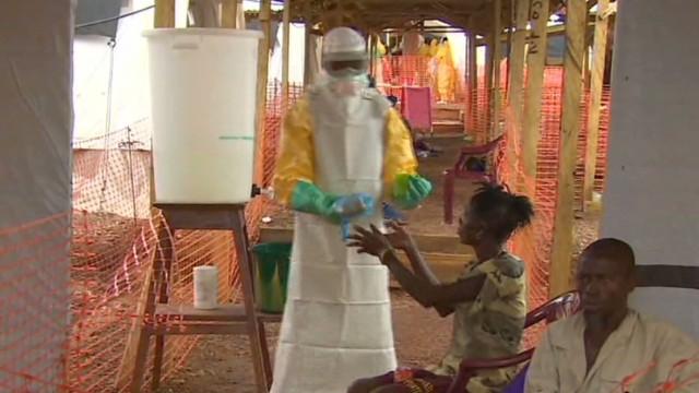 comienzo del ebola
