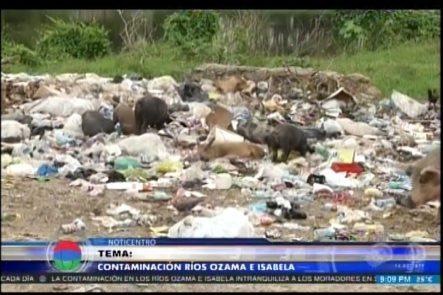 Debate Noticentro: Contaminación Ríos Ozama E Isabela