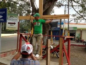 crucificado jarabacoa