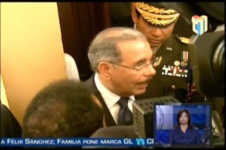 Presidente Medina Dice Que Los Funcionarios Que Aún No Han Declarado Sus Bienes, Es Por Que Lo Ignoran