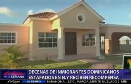 Decenas De Dominicanos Estafados En EEUU Reciben Su Dinero De Vuelta Tras Falsas Ventas Con Políticos Involucrados #Video