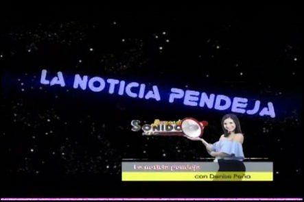 Denise Peña Llega Con Las Noticias Más Pendejas De Las Redes Y El Mundo