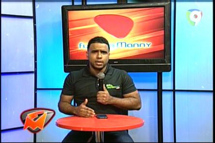 Lo Último En Los Deportes Con Ahdyd Paniagua En Full Con Manny #Video