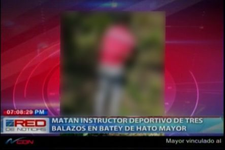 Ex Miembro Del Ejército E Instructor Deportivo Es Encontrado Muerto En Su Residencia Con 3 Disparos