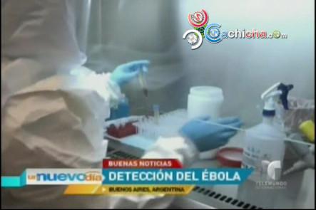 Desarrollan Método Para Detectar El Ébola Más Rápido #Video