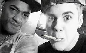 La policía apresó a Lil Za con porción de Cocaína en casa de Justin Bieber