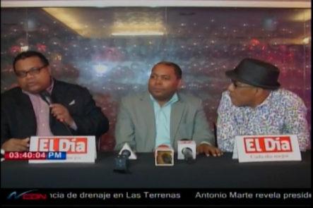 Pochy Familia dice que seguirá apotsinao al merengue y Ramón Orlando pide apoyo a las emisoras
