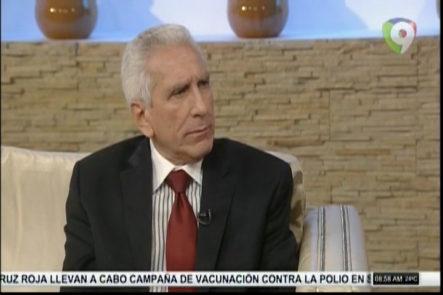 Interesante Entrevista Con El Jurista Emmanuel Esquea Guerrero Sobre ODEBRECHT En RD