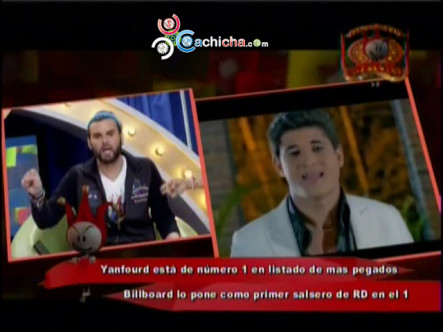 Los Cirqueros Comentan El No. 1 En Billboard De Yanfourd #Video