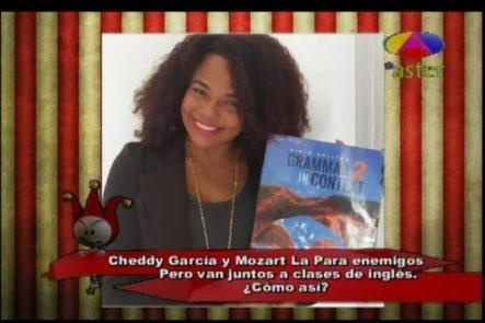 Cheddy Y Mozart La Para Enemigos, Pero Van Juntos A Clases De Ingles