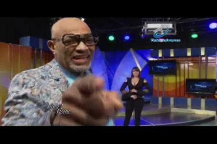 """Nelson Javier Se Riega: """"Si Lo Hacen Con Trampa Me Voy Del Programa Hoy"""""""