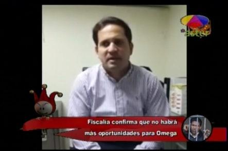 Dueños Del Circo: Fiscalía Confirma No Habrán Más Oportunidades Para Omega