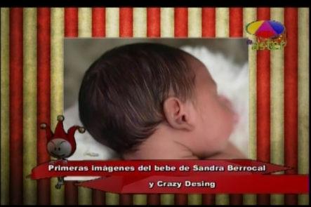 Los Cirqueros Y Las Primeras Imágenes Del Bebe De Sandra Berrocal