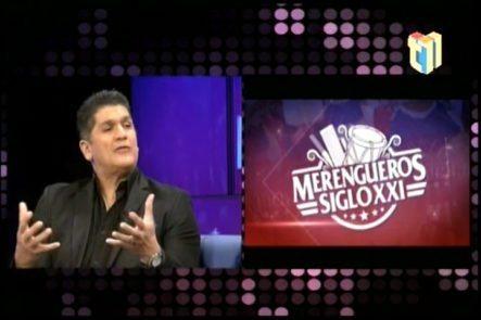 """Eddy Herrera Y Rafa Rosario Junto A Otros Compañeros Hablan Sobre El Magno Evento Merenguero """"Merenguero Siglo XXI"""" En Chévere Nights"""