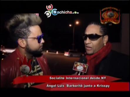 La Entrevista De Los Dueños Del Circo A Krisspy #Video
