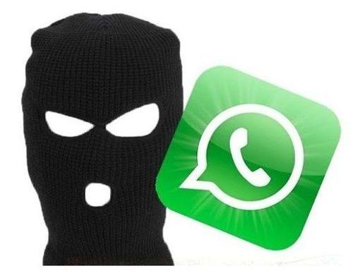 vieja estafa ahora en WhatsApp