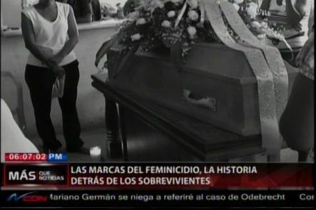 Las Marcas Del Femenicios, La Historia Detrás De Los Sobrevivientes