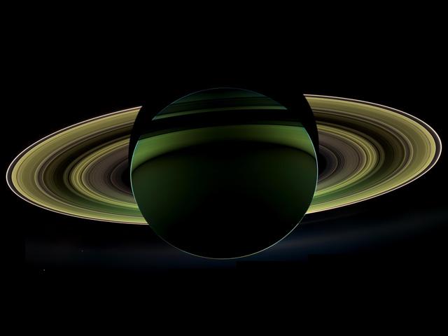 La noche de Saturno