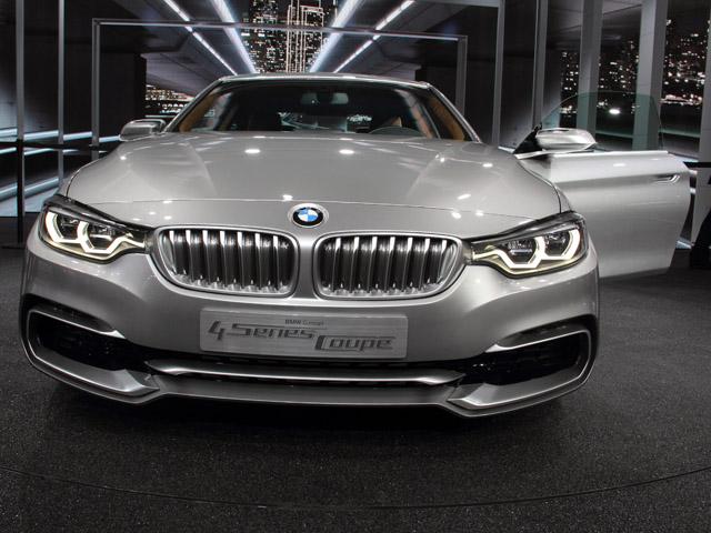 BMW DESVELA EN EL SALÓN DE DETROIT EL PRIMER PROTOTIPO DE SU NUEVA SERIE 4