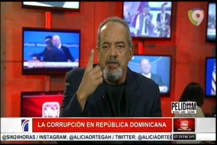 La Calle 'ta Caliente Con Alfonso Rodríguez: La Corrupción En República Dominicana