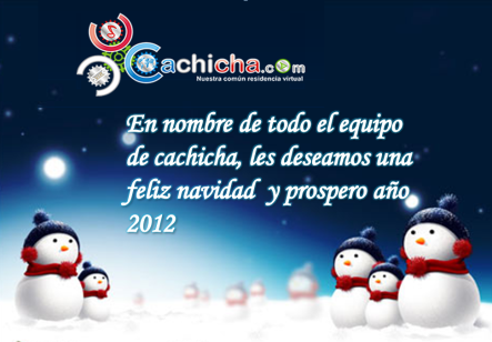 Feliz Navidad! #Imagenesdeldia