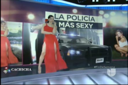La Policía Más Sexy De Nueva York Es Dominicana