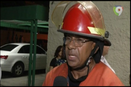 Incendio En Centro Médico UCE Afecta Varias Oficinas, Nada Humano Que Lamentar
