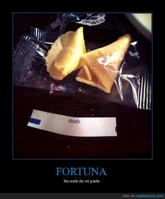 galleta de la fortuna