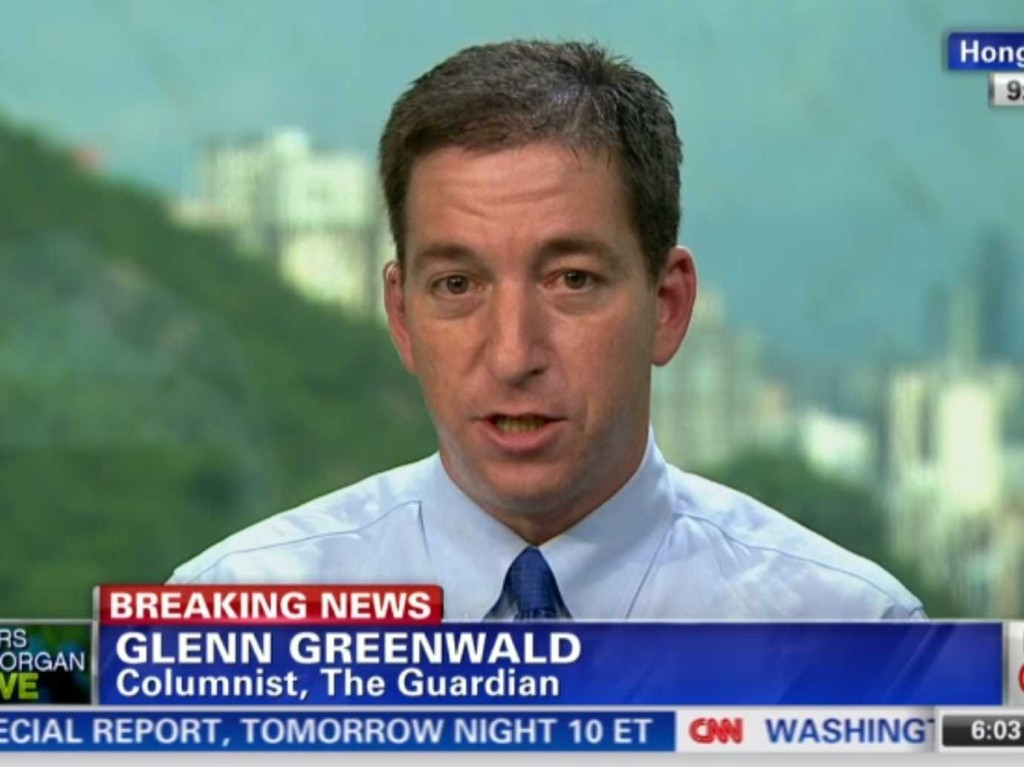 La mayor exclusiva sobre NSA está por venir: Greenwald