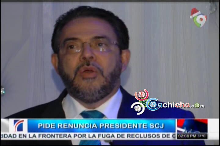 Guillermo Moreno advierte puede someter a Leonel por narcotráfico