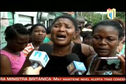Fue Encontrada Muerta Una Mujer De Nacionalidad Haitiana Dentro De Su Vivienda En Villa González, Santiago
