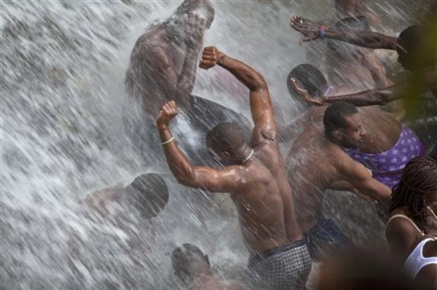 haitianos en el dudu