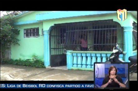 Dos Bombas De Fabricación Casera Fueron Lanzadas A La Vivienda De Un Regidor Del PRM En El Valle, Hato Mayor