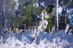 hielo en Rd