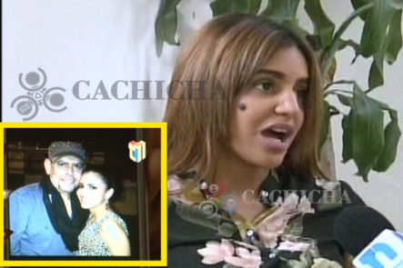 Declaraciones: Ella Dice Ser Hija De Fernando Villalona Y Exige Una Prueba De ADN!