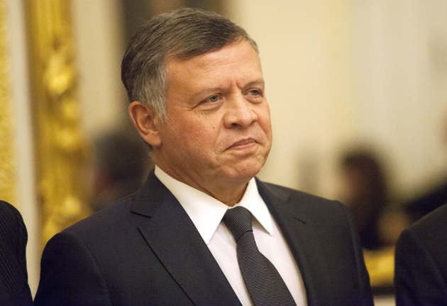 Jordanian King Abdullah II Meets With Lawmakers On Capitol Hill