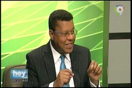 Debate Sobre La Reunión De Fiscales Internacionales En Brasil Por Caso Odebrecht
