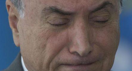 """Presidente De Brasil Dice Fue """"desagradable"""" Oír Su Nombre En Delaciones De Odebrecht"""
