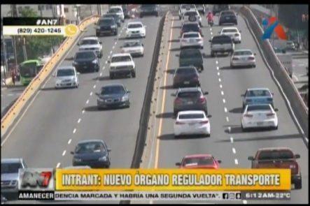 Danilo Promulga Nueva Ley De Tránsito; INTRANT, Nuevo Órgano Regulador De Transporte