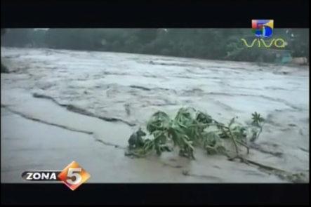 Zona 5: Inundaciones Que Azotan Otra Vez El Territorio Nacional