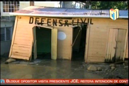 Desbordamiento De Ríos En Villa Isabela De Puerto Plata, Deja Al Menos 5 Muertos Y Cientos De Afectados