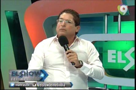 FUERTE DISCUSIÓN- Se Pegaron Ivan Ruiz Y Abigaíl Soto