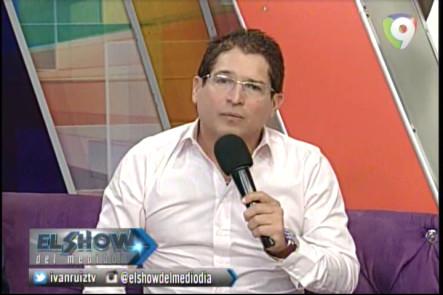 Iván Ruíz Pide Disculpas Luego De Tremendo Kille En Vivo En El Show Del MedioDía