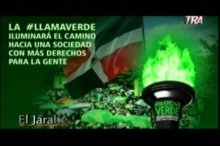 """Marino Zapete: La """"llama Verde"""" Asusta A Los Corruptos"""